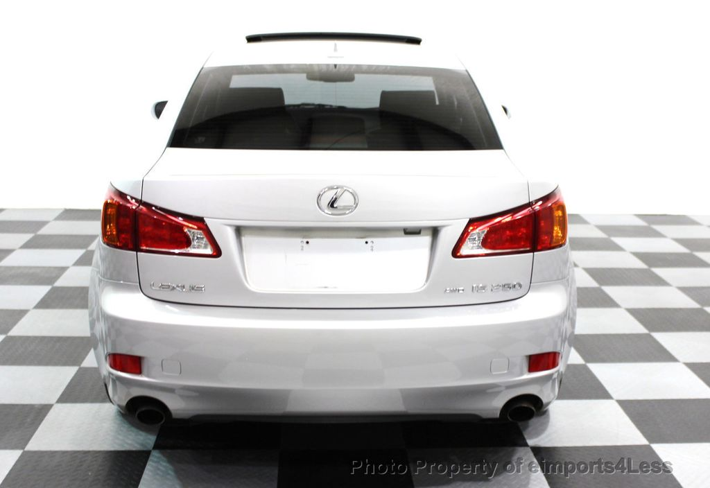 2009 Lexus IS 250 4dr Sport Sedan Automatic AWD - 16317684 - 21