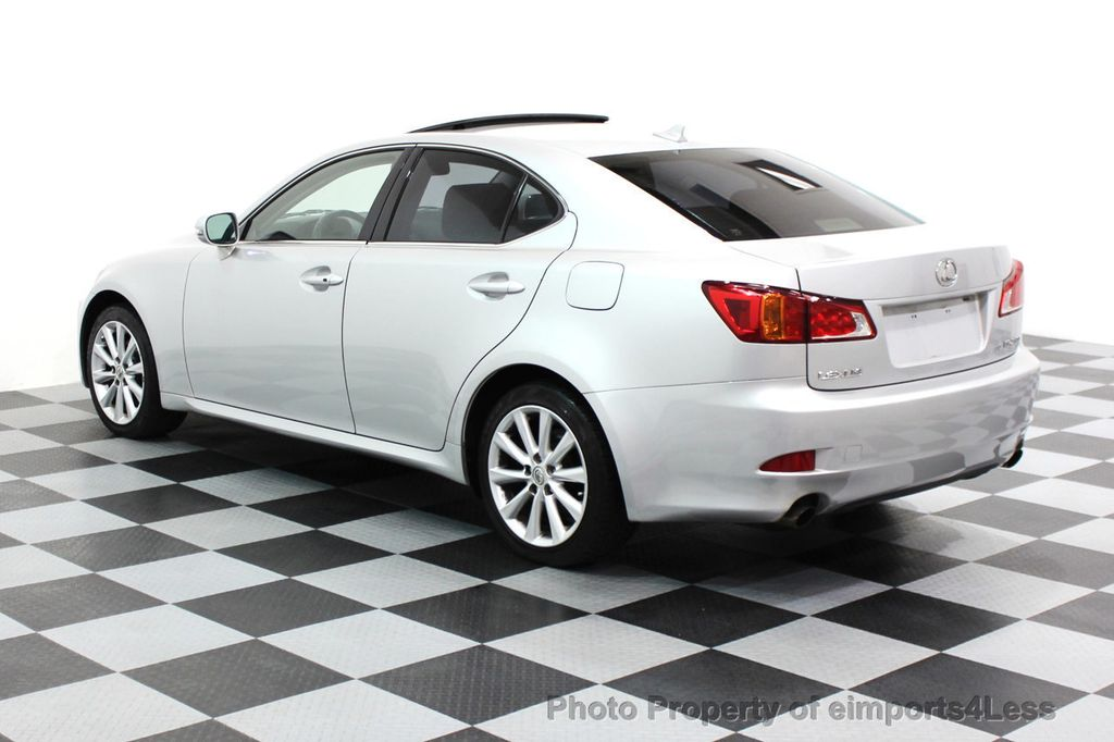 2009 Lexus IS 250 4dr Sport Sedan Automatic AWD - 16317684 - 2