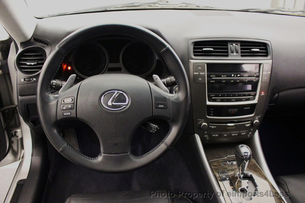 2009 Lexus IS 250 4dr Sport Sedan Automatic AWD - 16317684 - 29