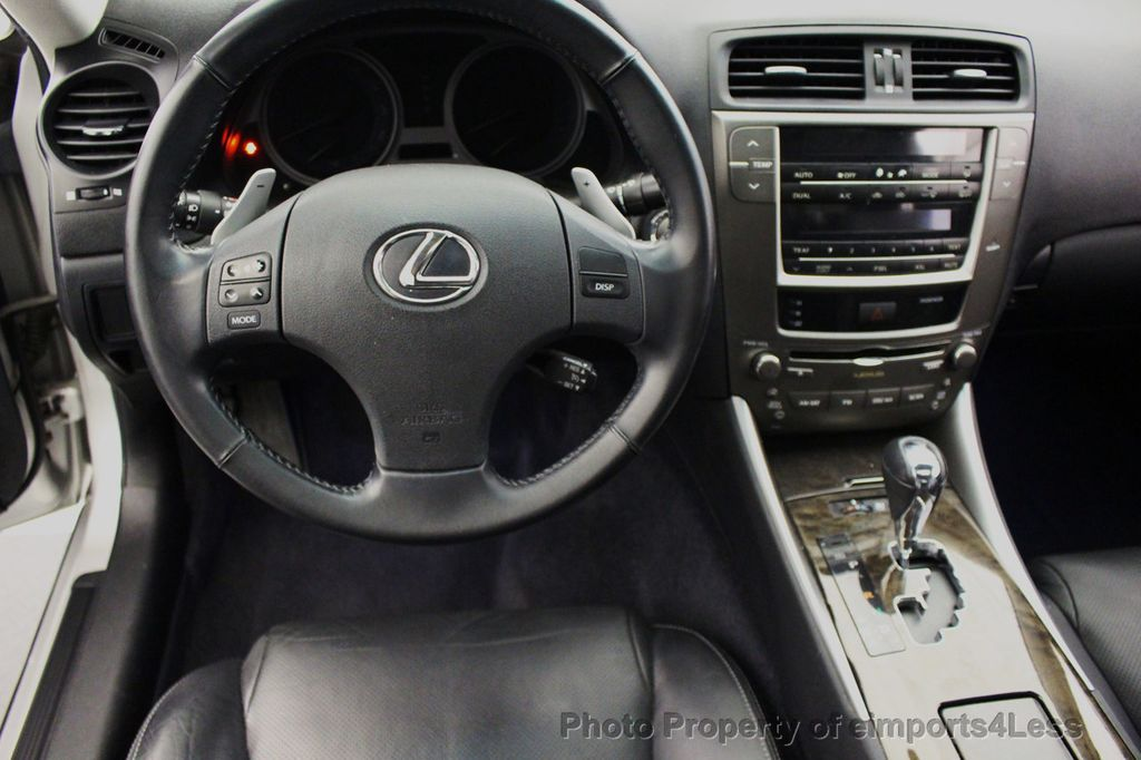 2009 Lexus IS 250 4dr Sport Sedan Automatic AWD - 16317684 - 30
