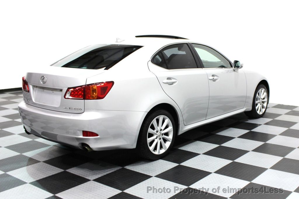 2009 Lexus IS 250 4dr Sport Sedan Automatic AWD - 16317684 - 3