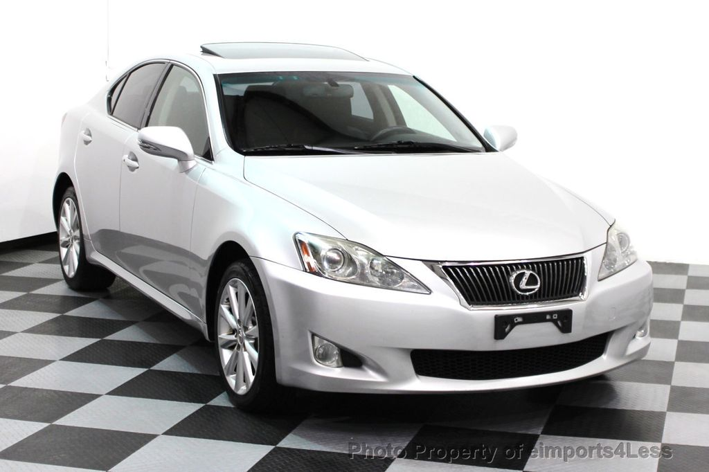 2009 Lexus IS 250 4dr Sport Sedan Automatic AWD - 16317684 - 45