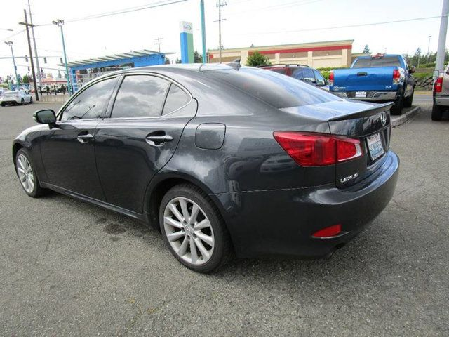 2009 Lexus IS 250 4dr Sport Sedan Automatic AWD Sedan for Sale Lynnwood, WA  - $12,988 - Motorcar com