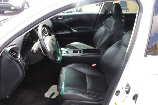 2009 Lexus IS 250 4dr Sport Sedan Automatic RWD - Click to see full-size photo viewer
