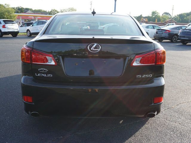 2009 Lexus IS 250 4dr Sport Sedan Automatic RWD - 14049212 - 3