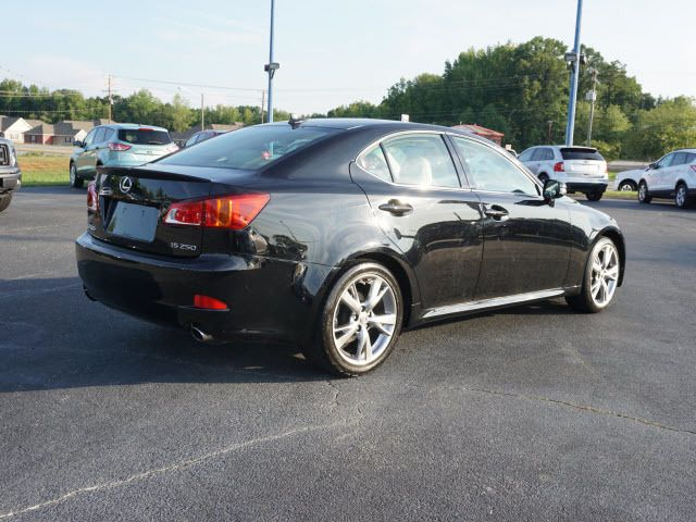 2009 Lexus IS 250 4dr Sport Sedan Automatic RWD - 14049212 - 4