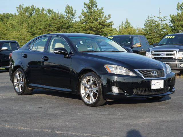 2009 Lexus IS 250 4dr Sport Sedan Automatic RWD - 14049212 - 5