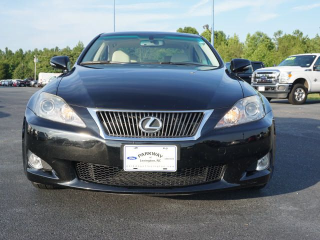2009 Lexus IS 250 4dr Sport Sedan Automatic RWD - 14049212 - 6
