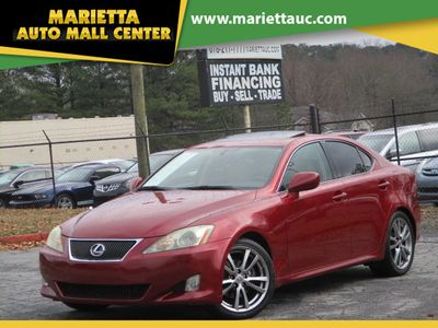 2009 Lexus IS 250 4dr Sport Sedan Automatic RWD