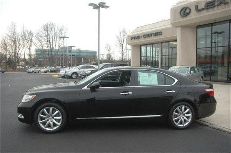 2009 Lexus LS 460 Sedan For Sale Mount Laurel, NJ   $49,900   Motorcar.com
