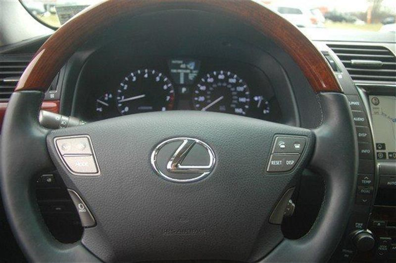 2009 Lexus LS 460 Base Trim - 8219745 - 12