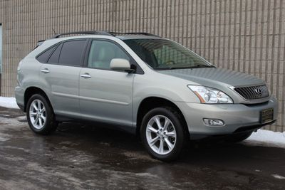 2009 Lexus RX 350 ONE OWNER AWD NAVIGATION LEATHER MOONROOF SUV
