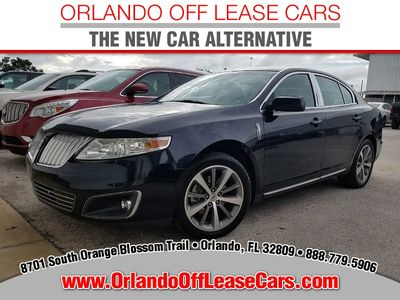 2009 Lincoln MKS 4dr Sedan FWD - Click to see full-size photo viewer