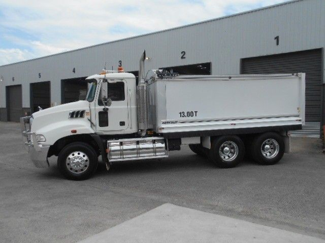 2009 Mack GRANITE tipper 6x4 - 18259050 - 10