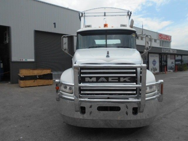 2009 Mack GRANITE tipper 6x4 - 18259050 - 11