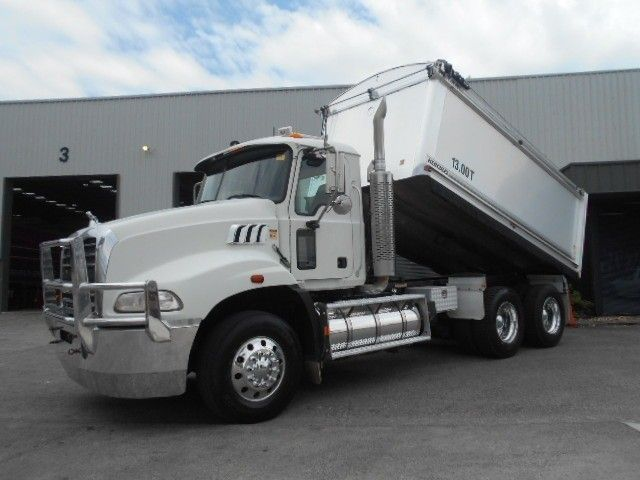 2009 Mack GRANITE tipper 6x4 - 18259050 - 5