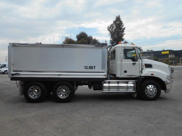 2009 Mack GRANITE tipper 6x4 - 18259050 - 8