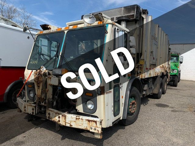 Garbage Trucks For Sale Municipality Used Refuse Trash Truck