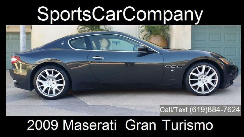 2009 Maserati GranTurismo 2dr Coupe - 17324075 - 2