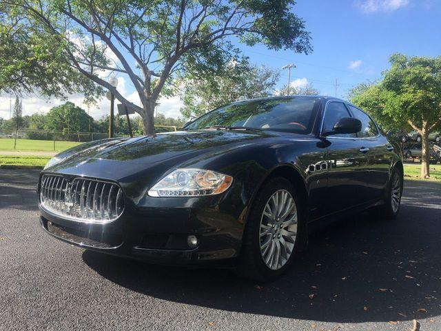 2009 Used Maserati Quattroporte 4dr Sedan at A Luxury Autos Serving ...