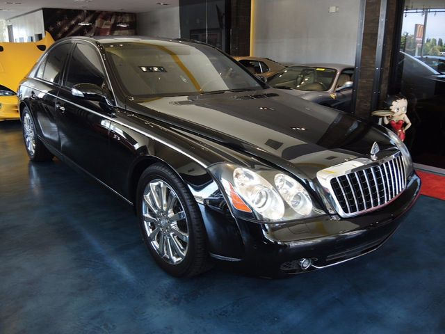 2009 Maybach 57S 4dr Sedan