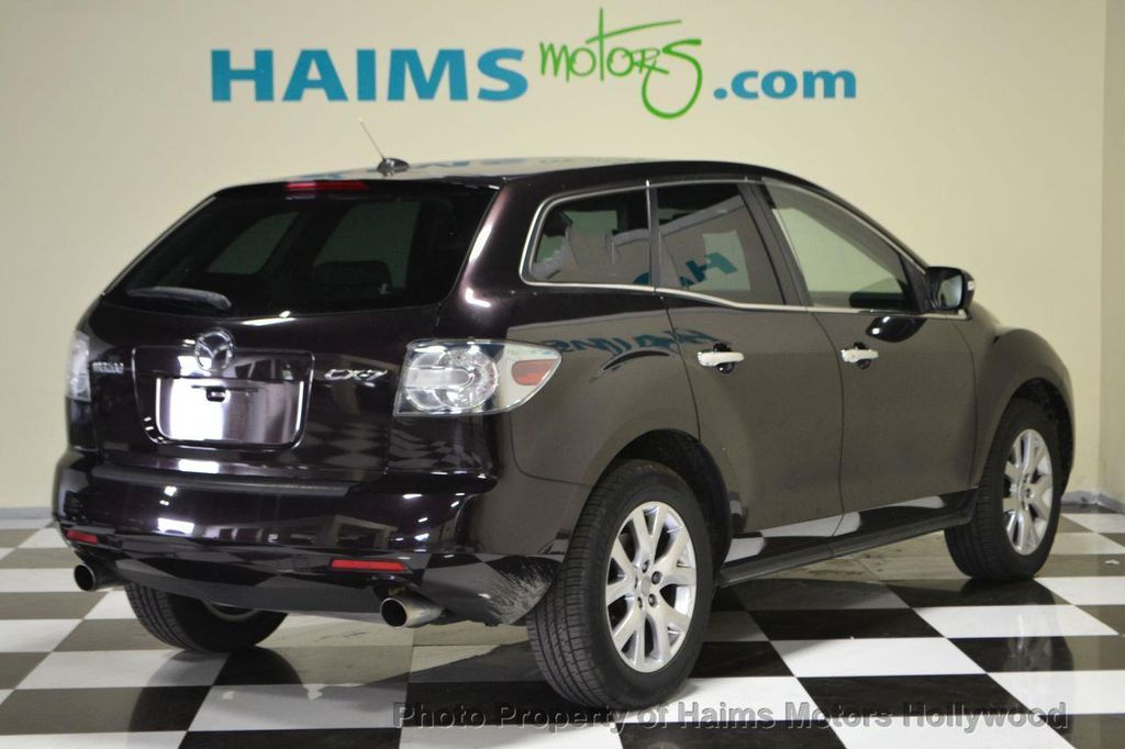 2009 used mazda cx 7 awd 4dr sport at haims motors serving. Black Bedroom Furniture Sets. Home Design Ideas