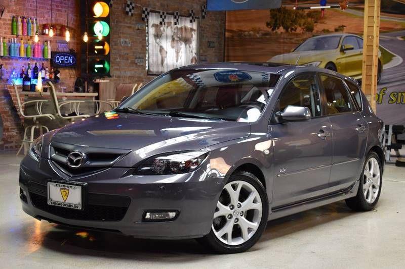 2009 Mazda Mazda3 5dr Hatchback Automatic S Grand Touring