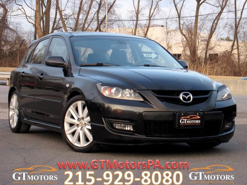 2009 Mazda Mazdaspeed3 5dr Hatchback Manual Mazdaspeed3 GT - 19789288 - 0