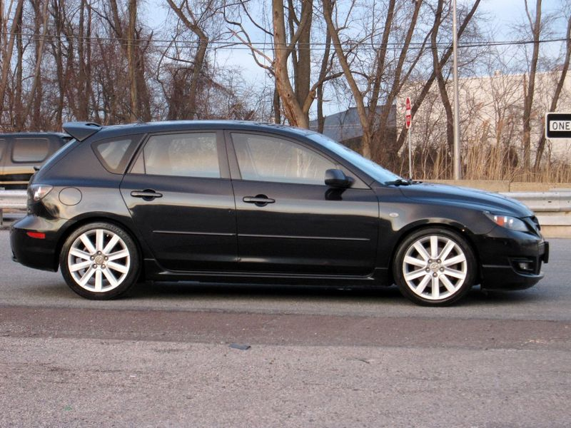 2009 Mazda Mazdaspeed3 5dr Hatchback Manual Mazdaspeed3 GT - 19789288 - 9
