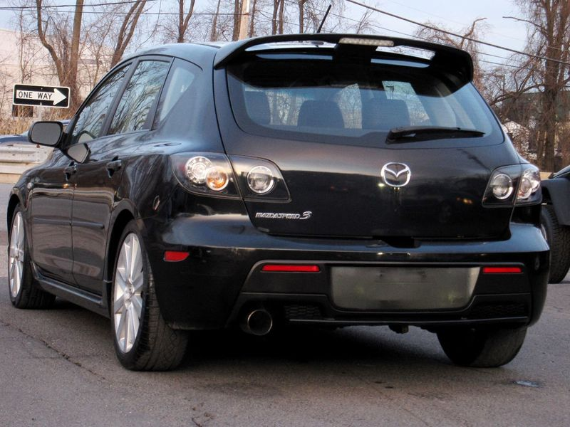 2009 Mazda Mazdaspeed3 5dr Hatchback Manual Mazdaspeed3 GT - 19789288 - 12