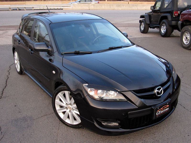 2009 Mazda Mazdaspeed3 5dr Hatchback Manual Mazdaspeed3 GT - 19789288 - 1