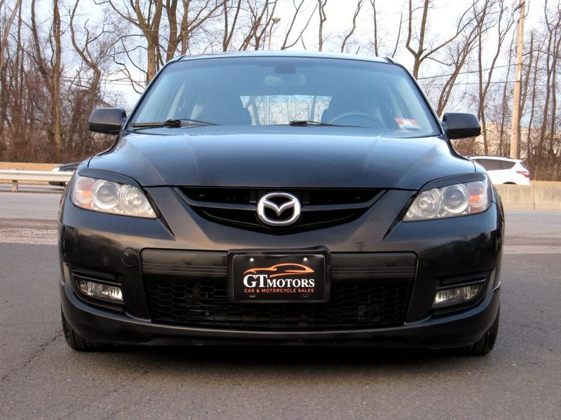2009 Mazda Mazdaspeed3 5dr Hatchback Manual Mazdaspeed3 GT - 19789288 - 4