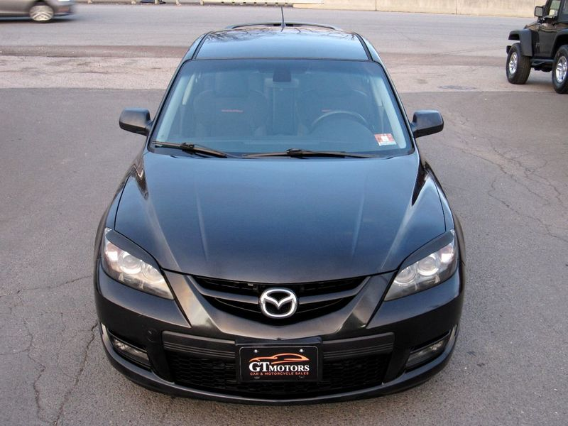 2009 Mazda Mazdaspeed3 5dr Hatchback Manual Mazdaspeed3 GT - 19789288 - 5