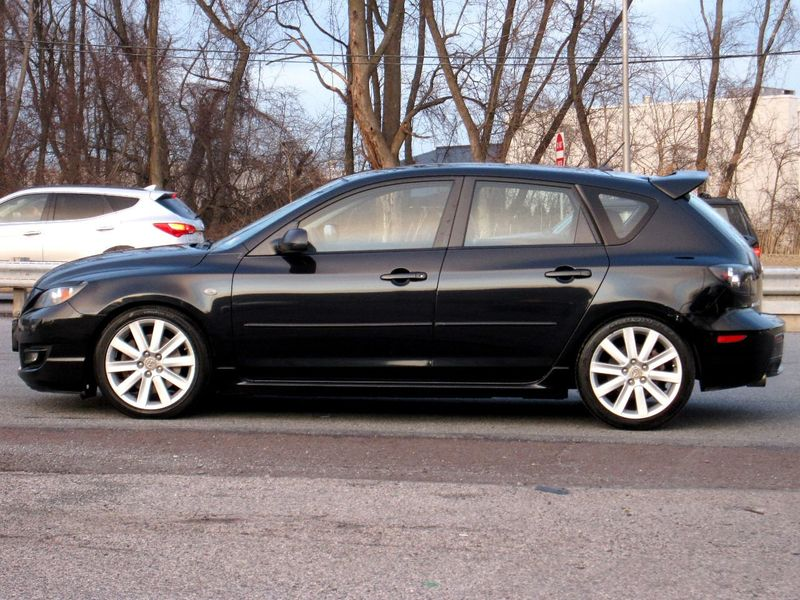 2009 Mazda Mazdaspeed3 5dr Hatchback Manual Mazdaspeed3 GT - 19789288 - 6