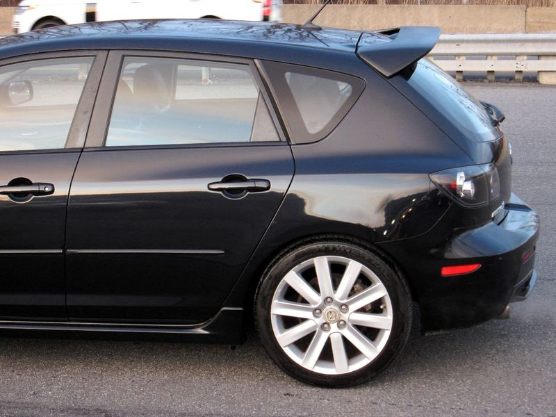 2009 Mazda Mazdaspeed3 5dr Hatchback Manual Mazdaspeed3 GT - 19789288 - 8