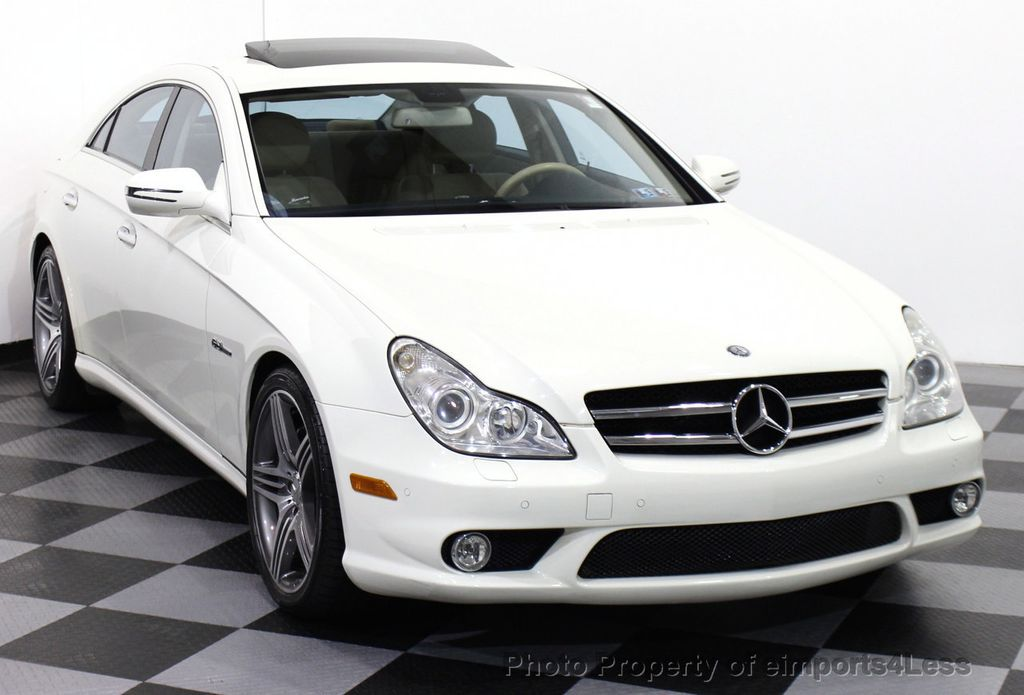 2009 used mercedes benz cls63 amg v8 507hp at for Mercedes benz cls 2009