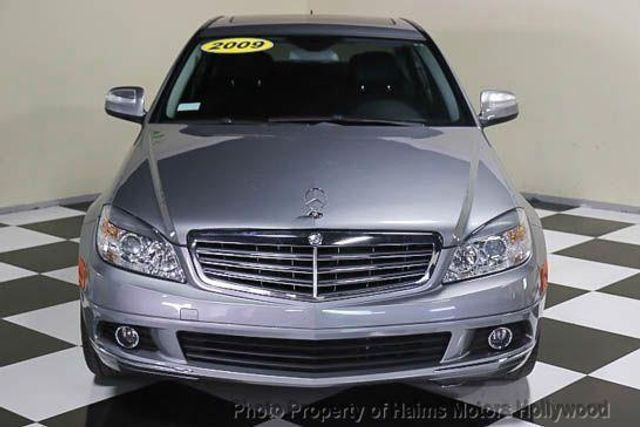 2009 used mercedes benz c class c300 4dr sdn 3 0l luxury for Mercedes benz c300 used