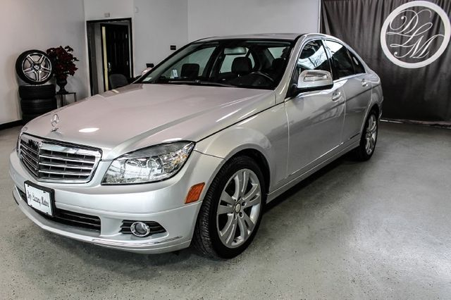 2009 used mercedes benz c class c300 4dr sedan 3 0l luxury 4matic at dip 39 s luxury motors serving. Black Bedroom Furniture Sets. Home Design Ideas