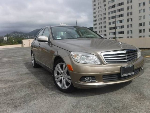 2009 Mercedes Benz C Class C300 4dr Sedan 3 0l Sport Rwd Sedan For Sale Honolulu Hi 8 999 Motorcar Com