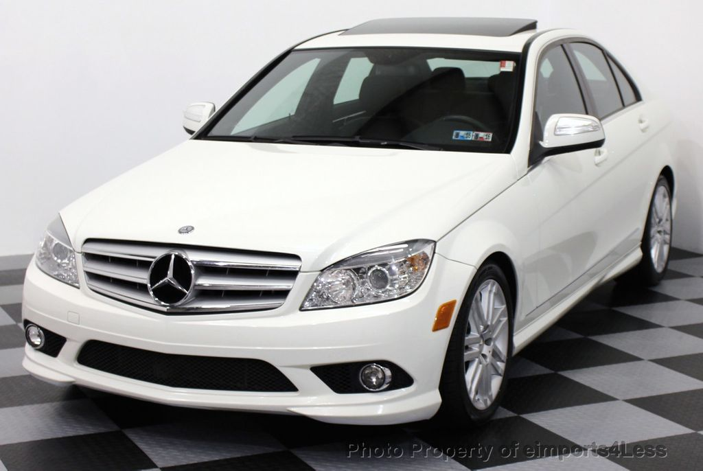 2009 used mercedes benz c class certified c300 4matic
