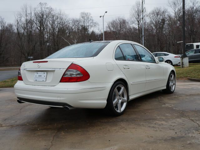 2009 used mercedes benz e class e350 at capital ford rocky mount nc iid 11778326. Black Bedroom Furniture Sets. Home Design Ideas