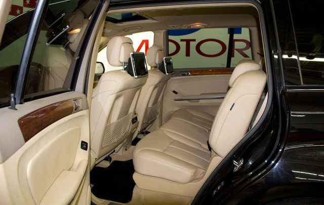 2009 Mercedes-Benz GL GL320 BLUETEC - Click to see full-size photo viewer
