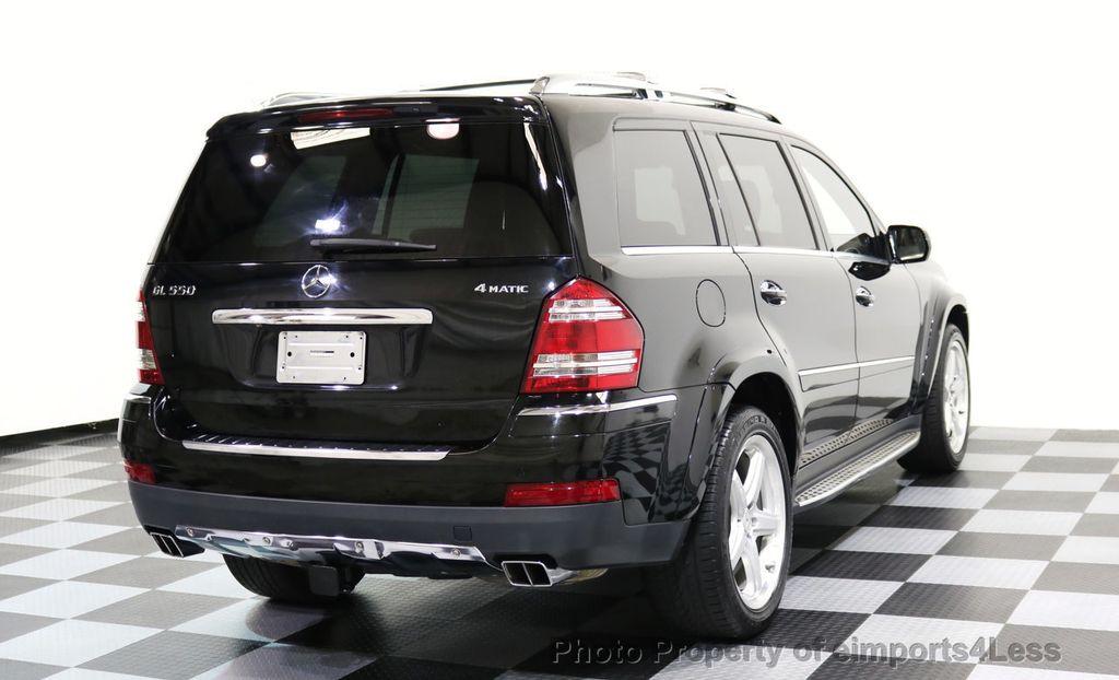 2009 Mercedes Benz Gl Cl Certified Gl550 4matic Awd Amg 7 Penger 16973759