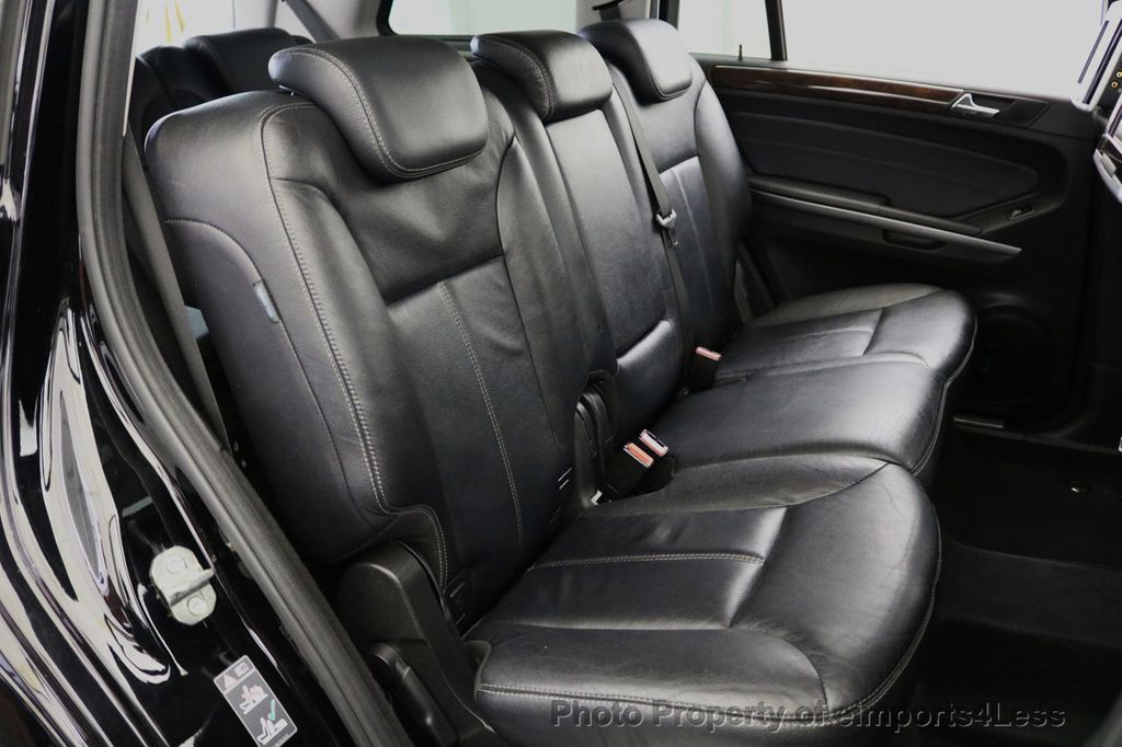 2009 Used Mercedes-Benz CERTIFIED GL550 4Matic AWD AMG 7 PASSENGER ...