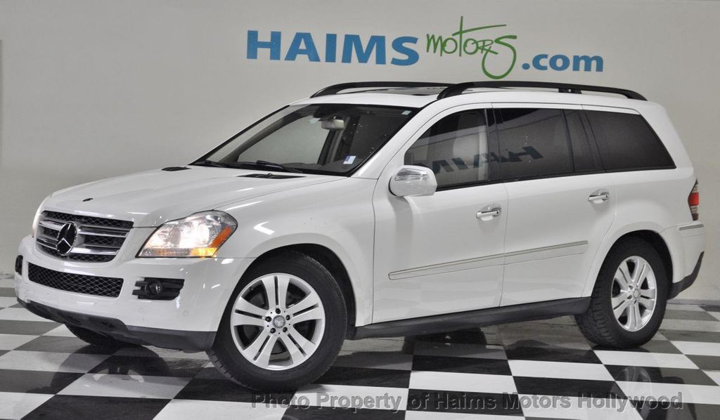 2009 Used Mercedes Benz Gl Class Gl450 4matic 4dr 4 6l At Haims