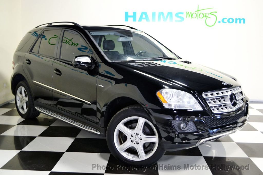 2009 used mercedes benz m class ml320 4matic 4dr 3 0l for Used mercedes benz ml320