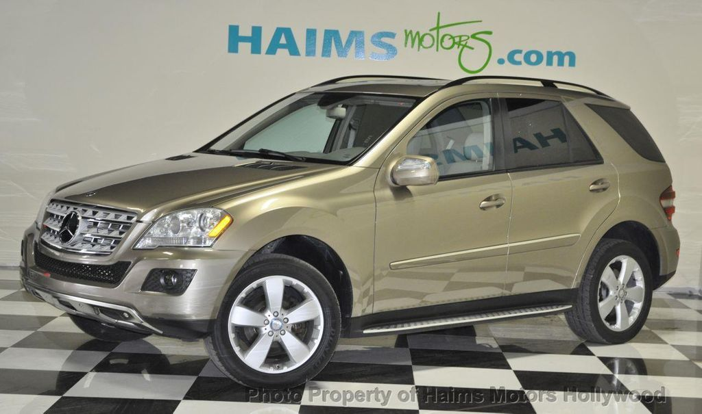 2009 used mercedes benz m class ml350 4matic 4dr 3 5l at for Mercedes benz suv 2009