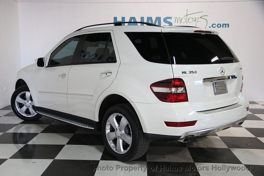 2009 used mercedes benz m class ml350 4matic 4dr 3 5l at for Mercedes benz suv 2009 price