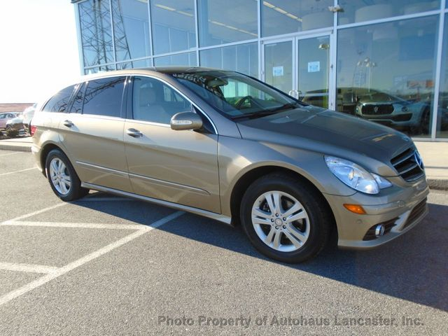 2009 Used Mercedes Benz R Class R350 4matic 4dr 3 5l At Autohaus Lancaster Inc Pa Iid 20567305