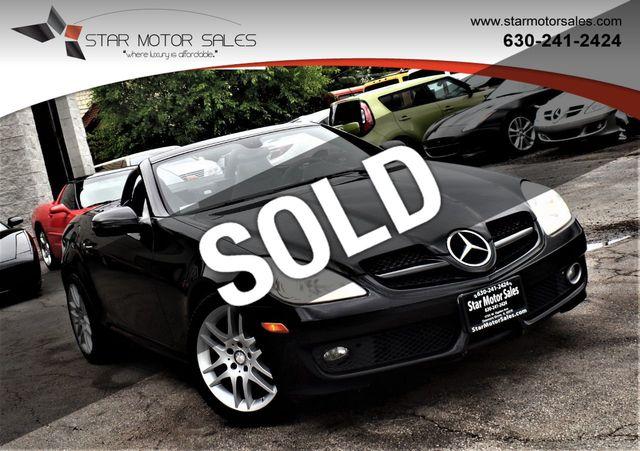 Star Motor Sales >> Details About 2009 Mercedes Benz Slk Class Slk300 2dr Roadster 3 0l